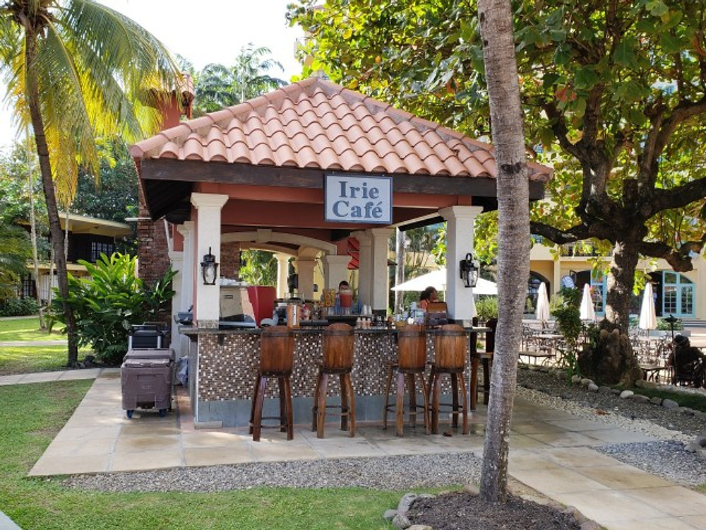 Irie Cafe at Jewel Dunn's River.