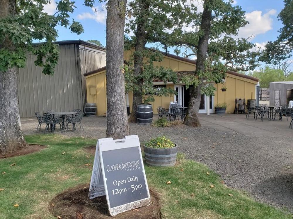 Cooper Mountain Vineyards