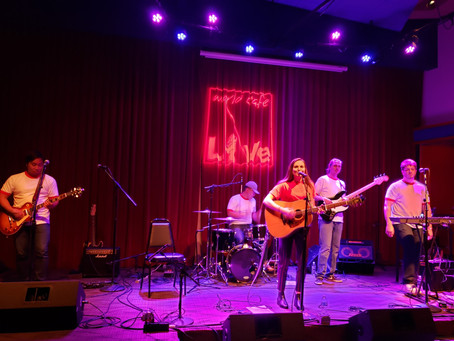 Marielle Kraft's Record Release Party at World Café Live!