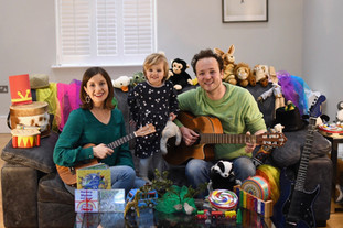 Earlsfield Talks: to Lucia and Matt from Mini Music Makers