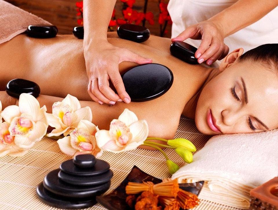 Hot Stone Massage ..... 90min