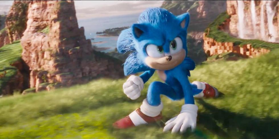 Merenda Selvaggia del Carnevale Blu: Travestiamoci… con Sonic The Hedgehog!