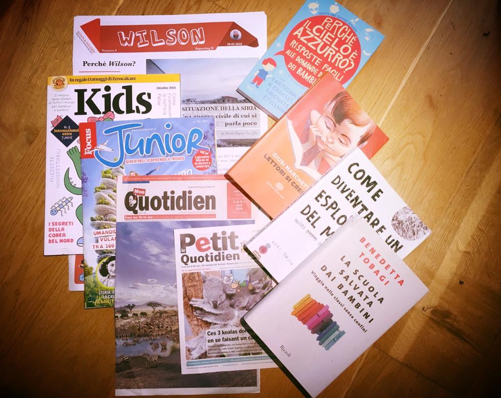 Giornalismo per bambini
