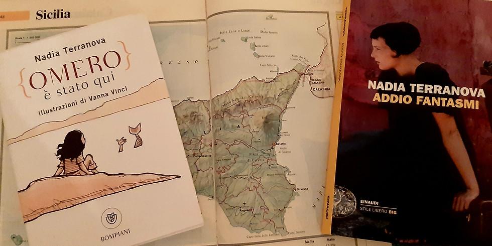 I CronoViaggi Selvaggi: Omero è stato qui! con Nadia Terranova