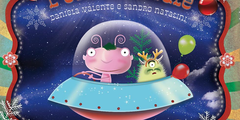 I CronoViaggi Selvaggi: ma Babbo Natale non sarà un alieno?