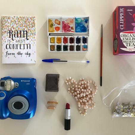 Lo zaino della creatività