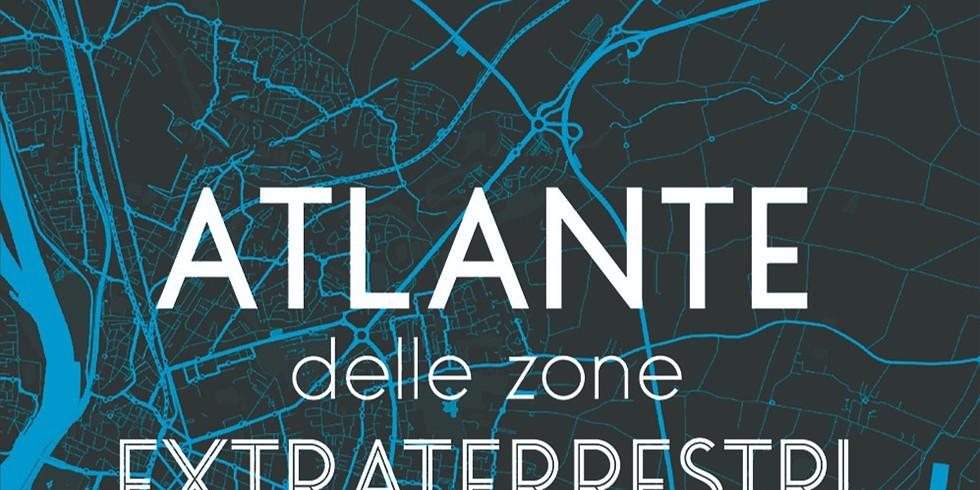 Mappa-scienza con l'Atlante delle Zone Extraterrestri