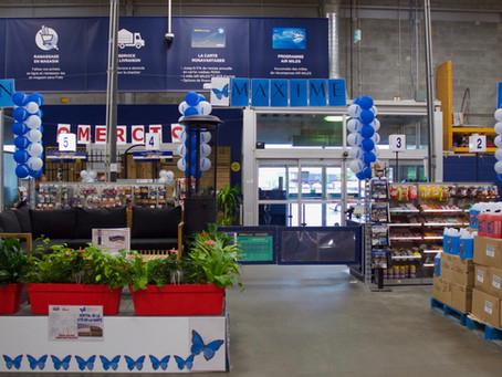 Lowe's Canada/ Rona Carrefour Laval s'implique