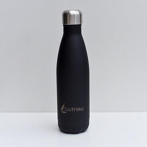 Drinkfles / Thermosfles - Soft Black