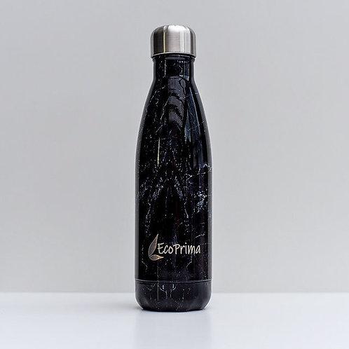 Drinkfles / Thermosfles - Marble Black