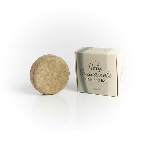 Shampoobar Vanille 'Holy Guacamole'