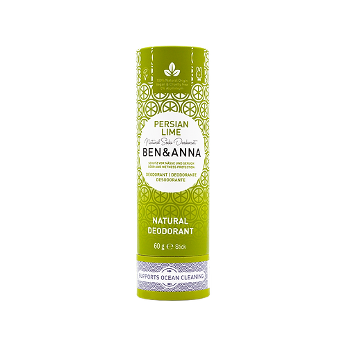 Deodorant Ben&Anna - Persian Lime