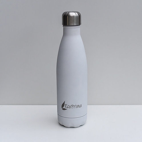 Drinkfles / Thermosfles - Soft White