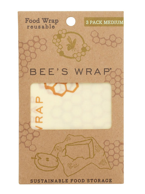 Bee's wrap 3-pack Medium