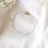 Thumbnail: צמיד לרגל אביגיל