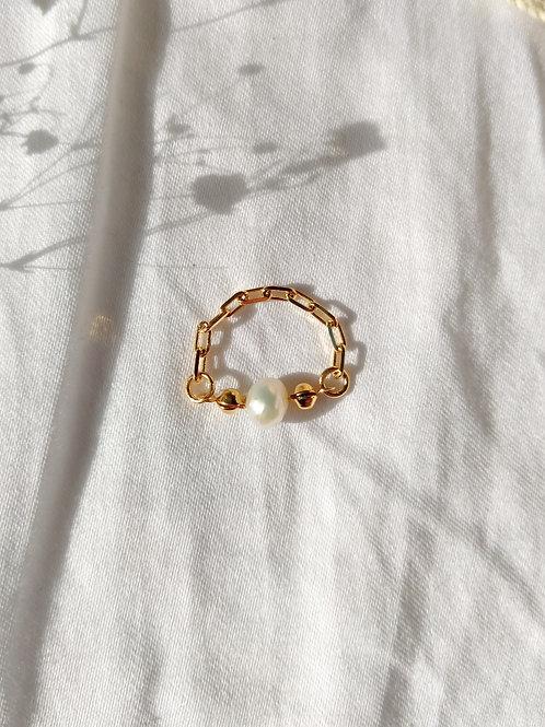 טבעת פנינה בטי