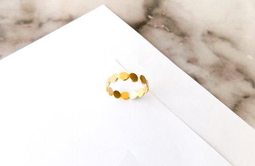 טבעת דוט דקה