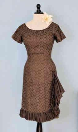 True Vintage Wiggle Dress