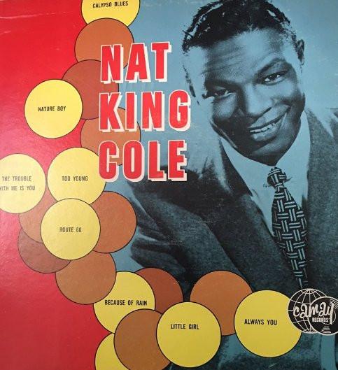 Nat Cole Vinyl Record