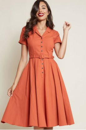 50s Housewife Dress