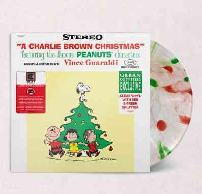 Charlie Brown Christmas Album