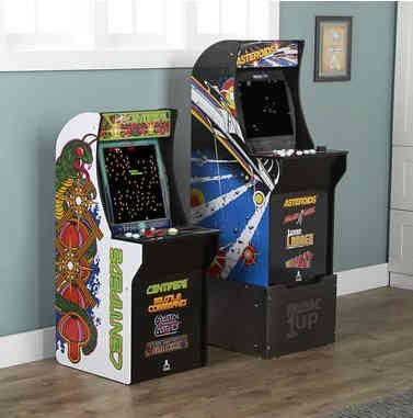 80s Reproduction Atari Home Arcade Game