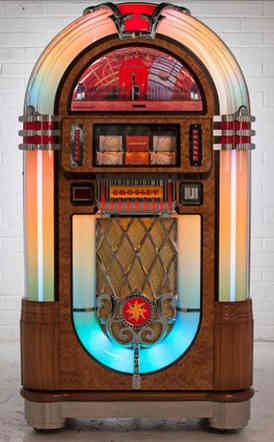 High Quality Full Size Jukebox