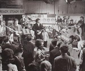 60s Ready Steady Go Mod Scene