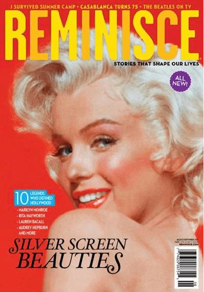 Reminisce Magazine Subscription