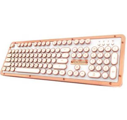 Typewriter Style Bluetooth Keyboard