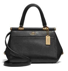 Retro Style Coach Hand Bag