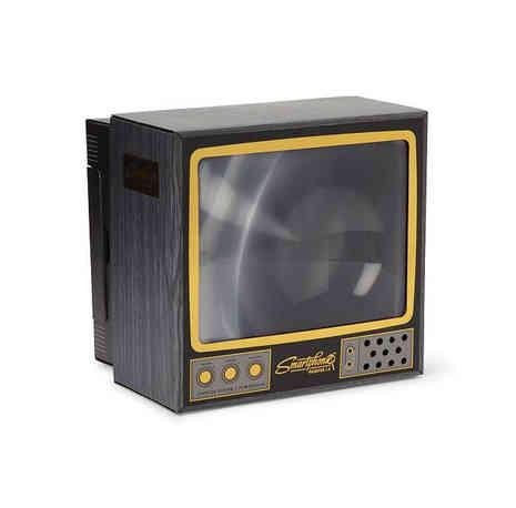 Retro TV Phone Magnifier