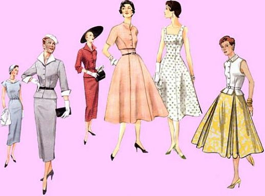 1950s Fashion Guide