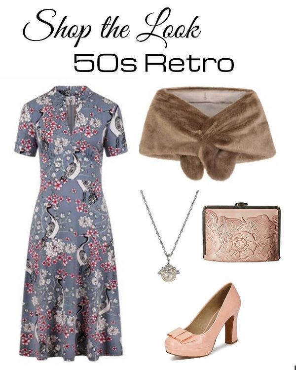 50s Retro Shop the Look 2