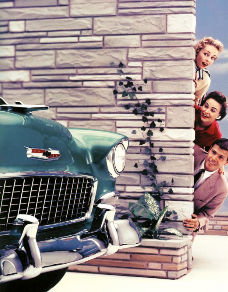 Retro Eye Candy Series 1950s Pastel Color Cars