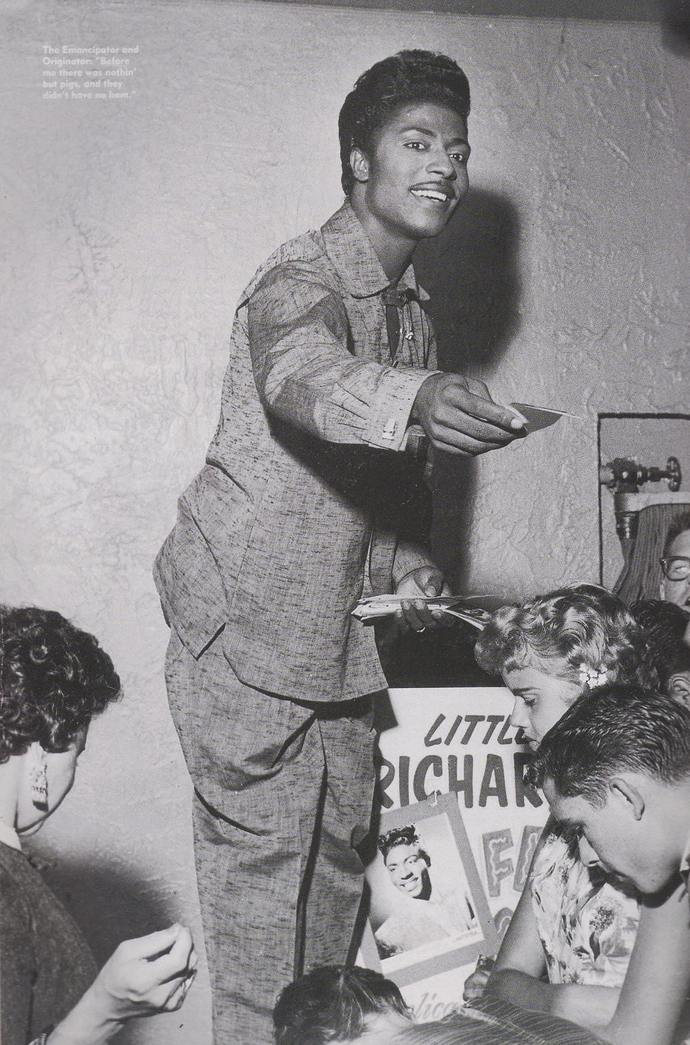 Fascinating Rebel Little Richard