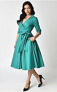 Aqua Wrap Dress.jpg