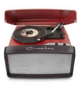 Retro Vintage Turntable