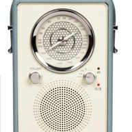 Retro Radio Bluetooth Receiver