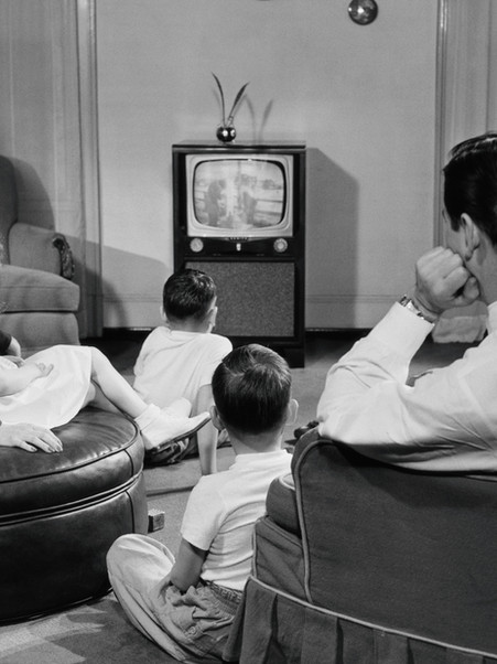 Movies and TV Shows Set in the 40s,50s,60s