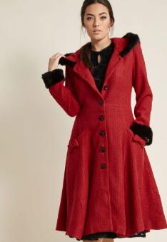 50's flare coat