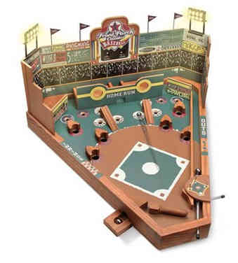 Retro Vintage Pinball Baseball Game.jpg