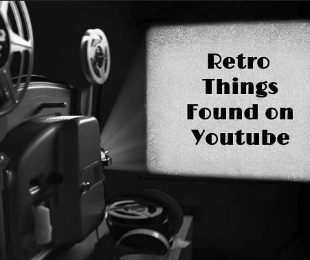 Retro Projector Series Things Found On Youtube Vol 2