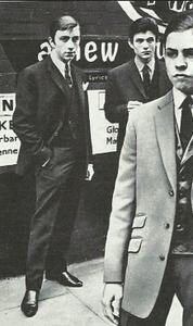 Sixties Mod Suit