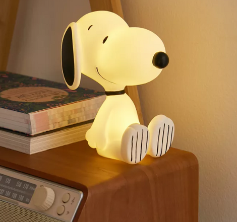 Retro Snoopy Light