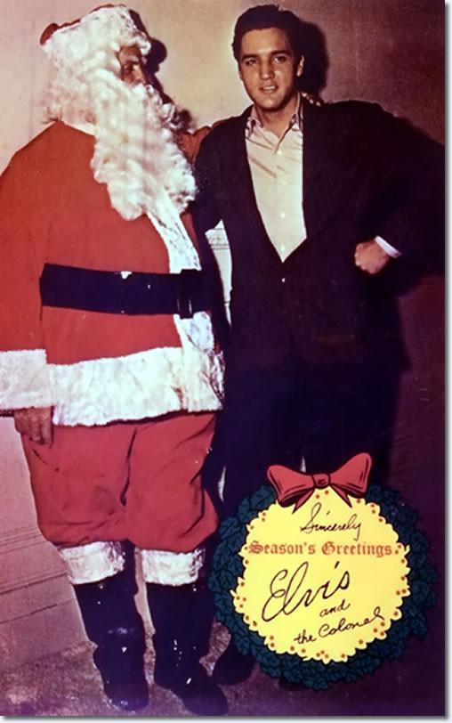 Happy Holidays Elvis