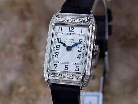 1920s Elgin Ladies Watch