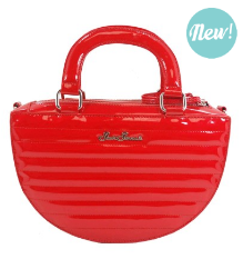Ruby Red Bag