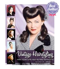 Vintage Hairstyling Stepbystep