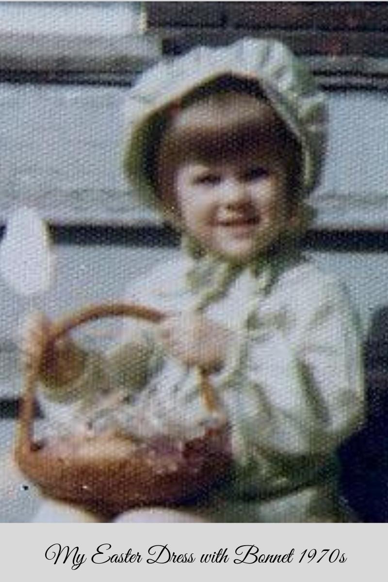 Easter Bonnet 1970s